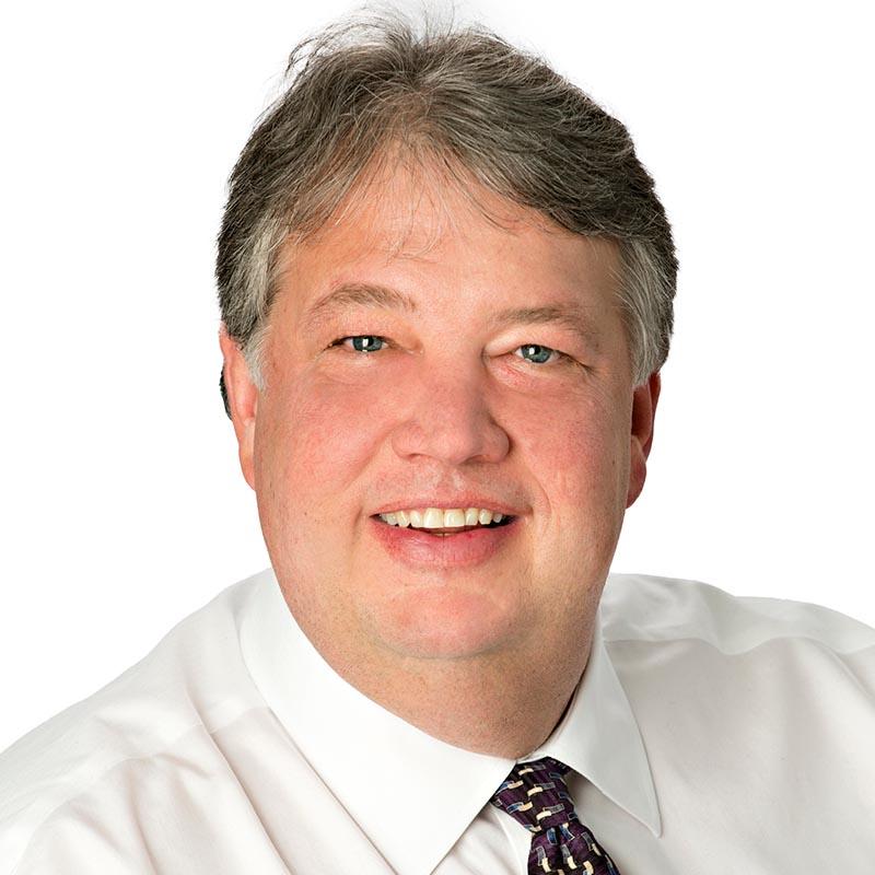 John Warner Headshot
